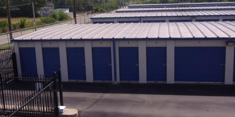 exterior view storage facility